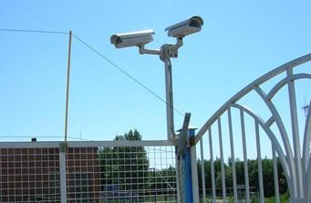 Монтаж систем видеонаблюдения типовые решения